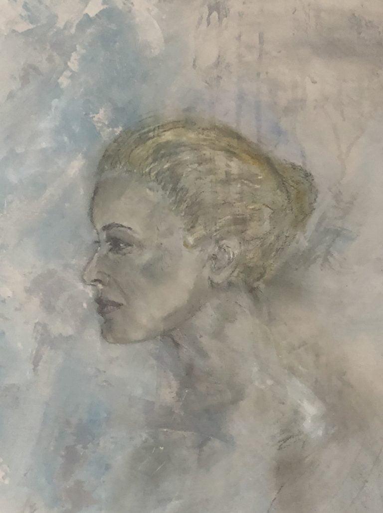 Lise Trampedachs værk – titel vises ikke