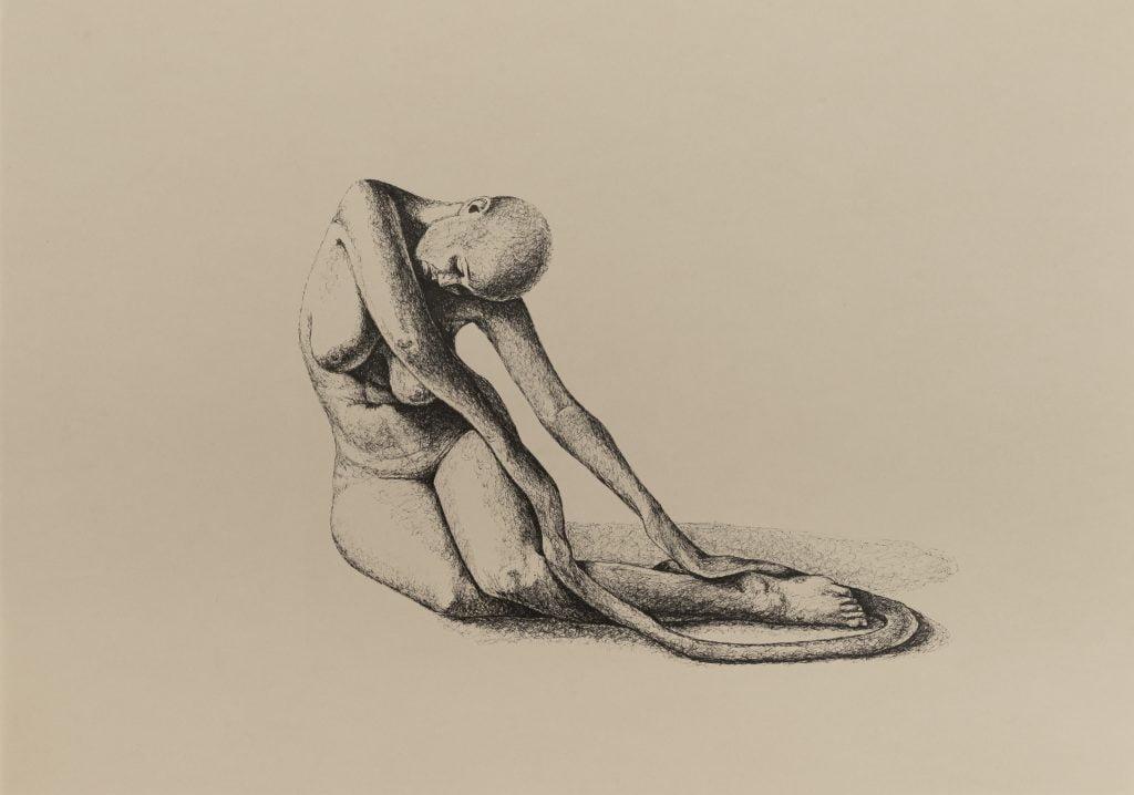 Værk af Art Nordic udstiller Cecilie Lund-Rasmussen